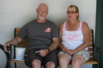 Long time attendees, John and Beulah Turner all the way from Ontario, Canada!