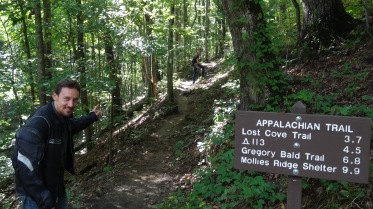 Hiking the Appalachian Trail!