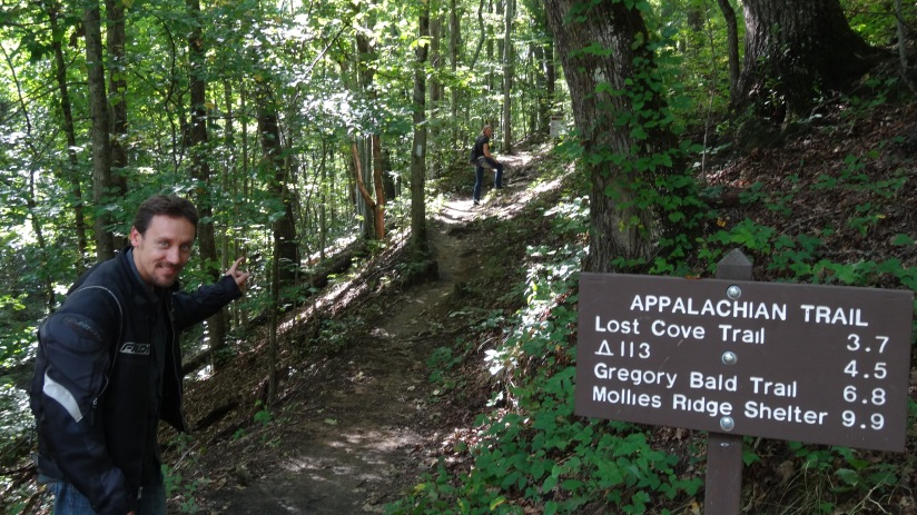 Hiking the Appalachian Trail!