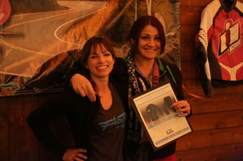 @fableriders gave away a set of their popular Base Layers! Nikki was the excited winner!