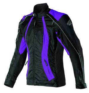 2016_AGVSport_Xena_Ladies_Waterproof_TextileJacket_BlackPurple